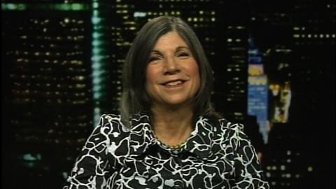 Tavis Smiley -- Columnist-author Anna Quindlen