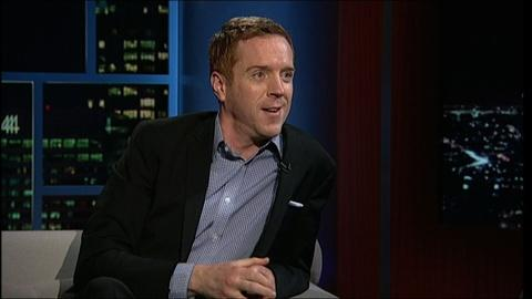 Tavis Smiley -- Actor Damian Lewis