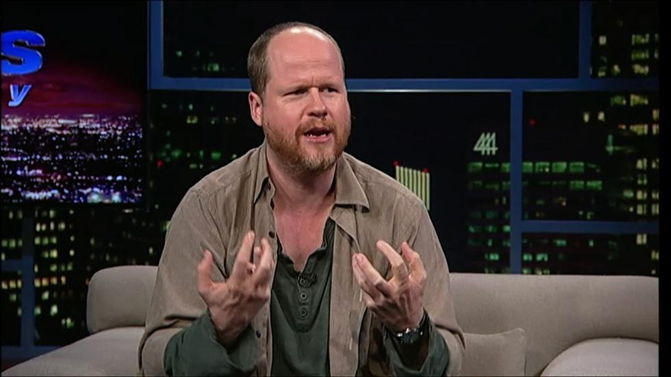 Writer-director Joss Whedon image