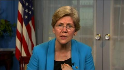 Tavis Smiley -- Sen. Elizabeth Warren