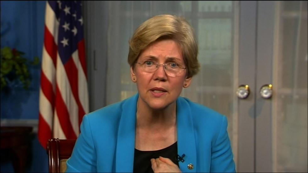 Sen. Elizabeth Warren image