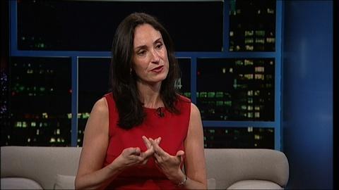 Tavis Smiley -- Latin America expert Shannon O'Neil