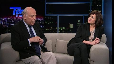 Tavis Smiley -- Julian Fellowes & Elizabeth McGovern