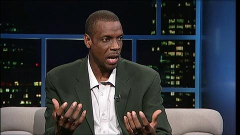 Tavis Smiley -- Former MLB pitcher Dwight Gooden