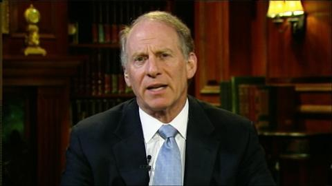 Tavis Smiley -- CFR president Richard Haass