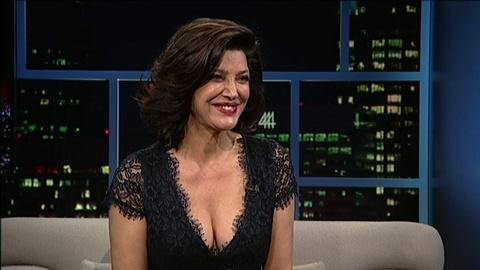 Tavis Smiley -- Actress Shohreh Aghdashloo