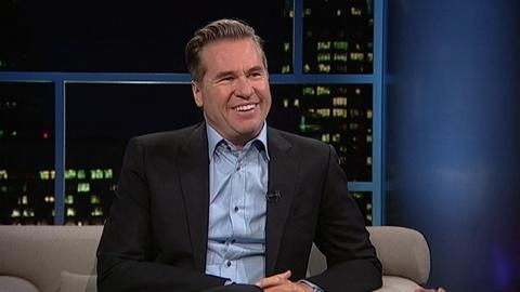 Tavis Smiley -- Actor Val Kilmer