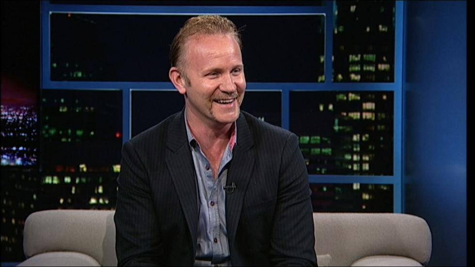 Filmmaker Morgan Spurlock : June 19th, 2013 image