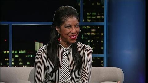 Tavis Smiley -- Singer Natalie Cole