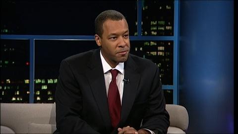 Tavis Smiley -- Attorney-author Rawn James, Jr.