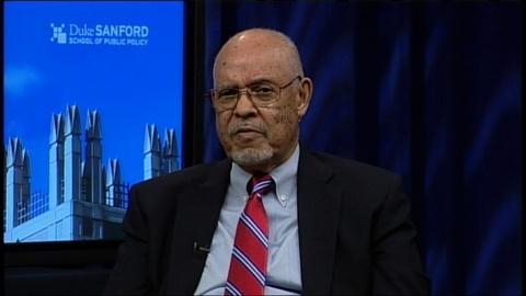 Tavis Smiley -- Former U.S. ambassador to South Africa James A. Joseph