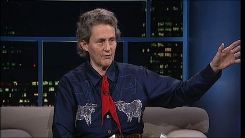Tavis Smiley -- Autism & animal welfare activist Temple Grandin