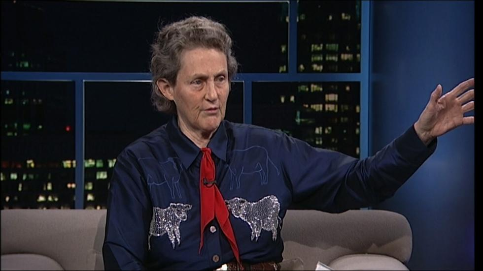 Autism & animal welfare activist Temple Grandin  image