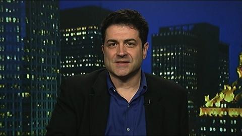 Tavis Smiley -- Writer Tom Reiss