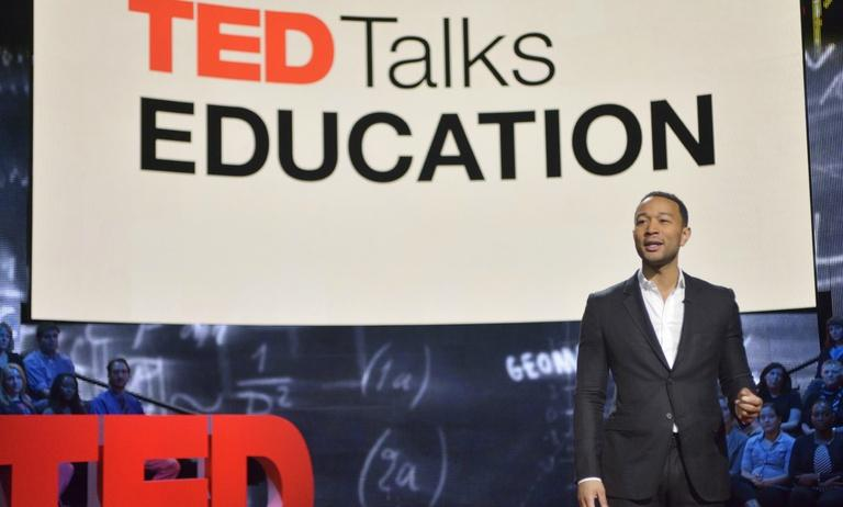 TED Talks Education Preview