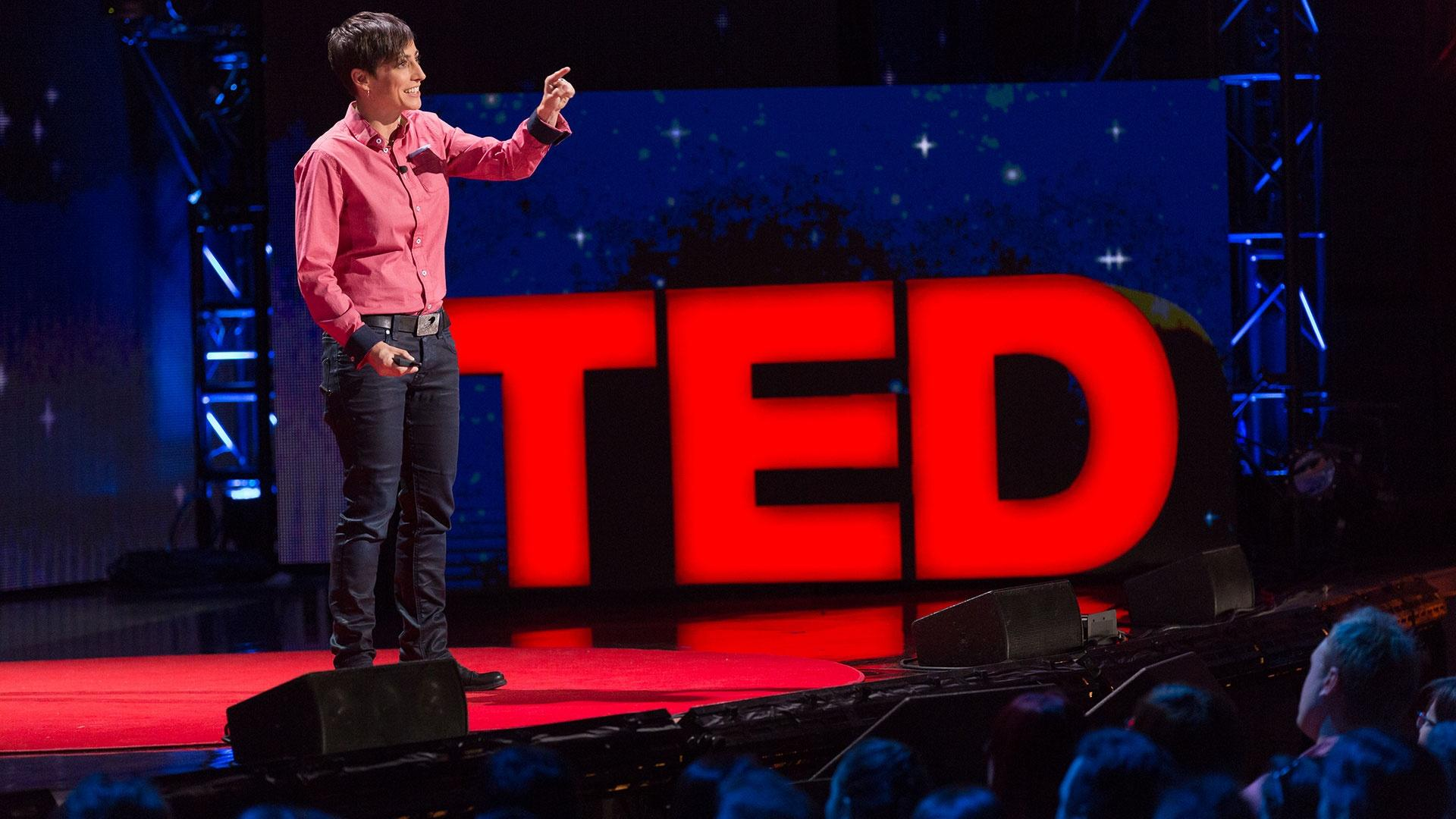 Science wonder ted talks pbs for Ted s fishing station