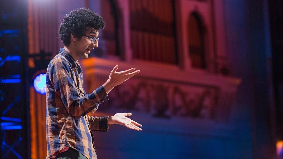 Latif Nasser: Where Camels Come From - Full TED Talk image