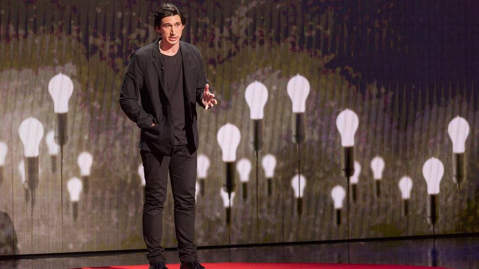 Coming to PBS: TED Talks: War and Peace image