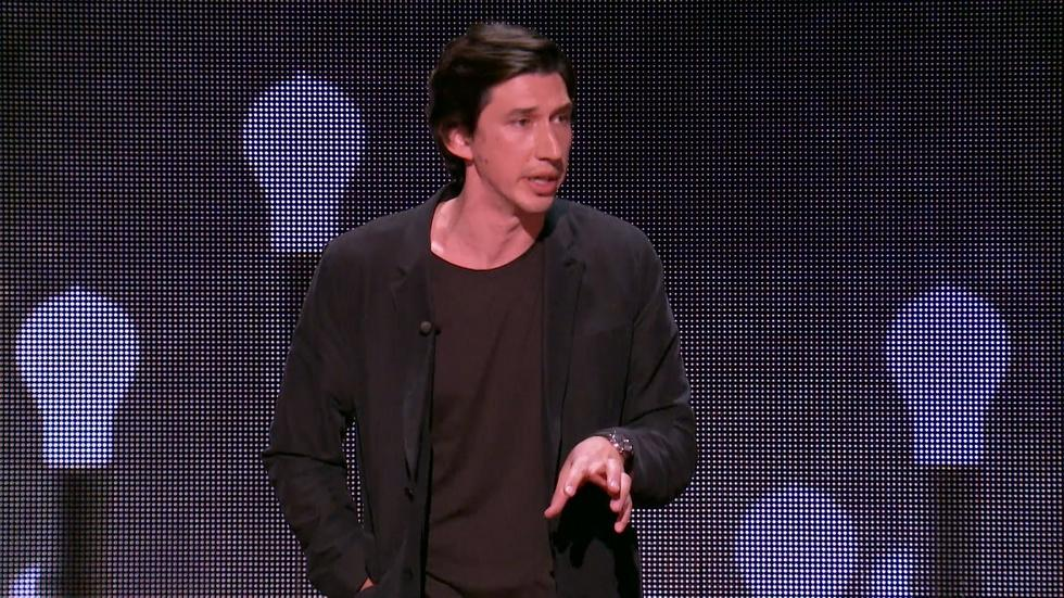Adam Driver on Why He Joined the Marines image