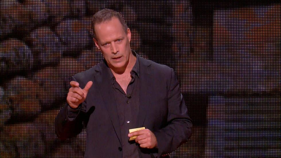 Sebastian Junger On PTSD - Full TED Talk image