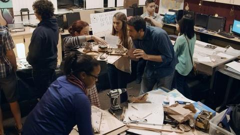 S1 E3: The Education Revolution: Modern Classroom