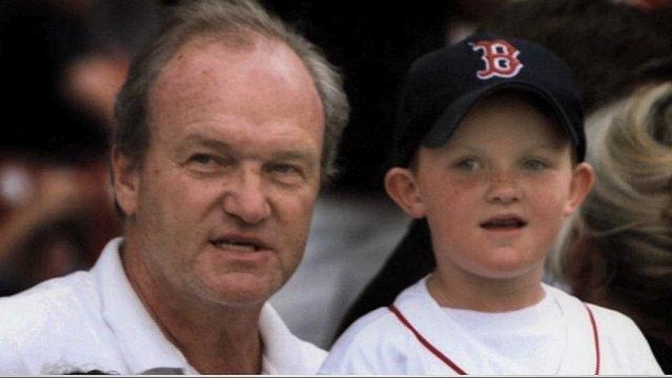 Mike Barnicle: Baseball in the Family image