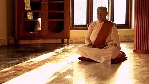 The Buddha -- Meditation