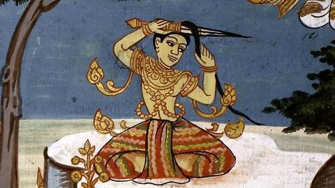 The Buddha -- Seeking, part 1