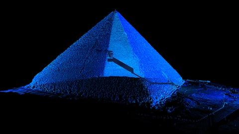 Time Scanners -- Egyptian Pyramids