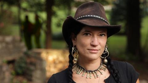 Time Team America -- Chelsea Rose, Archaeologist