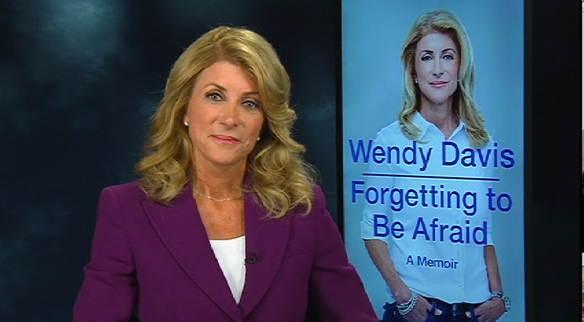 TTC Extra:Texas Senator Wendy Davis