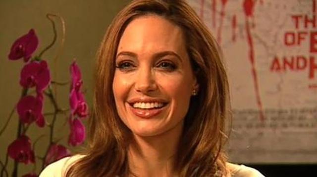 Angelina Jolie - Goals For Helping Women