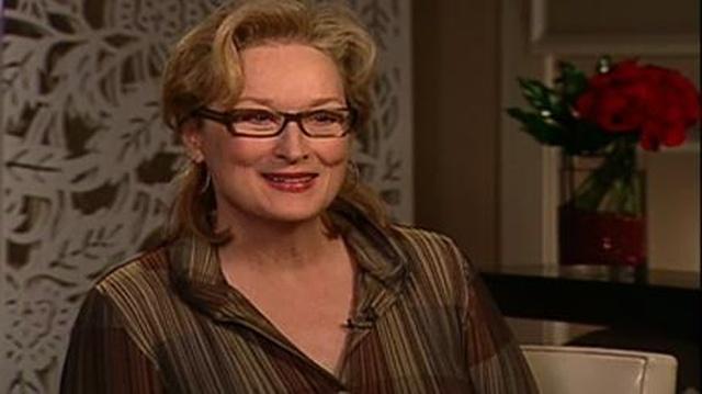 Interview with Meryl Streep
