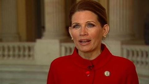 Rep. Bachmann Full Interview