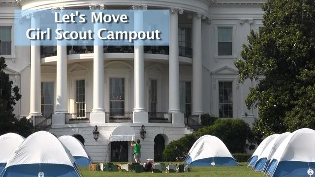 TTC Extra: White House Campout