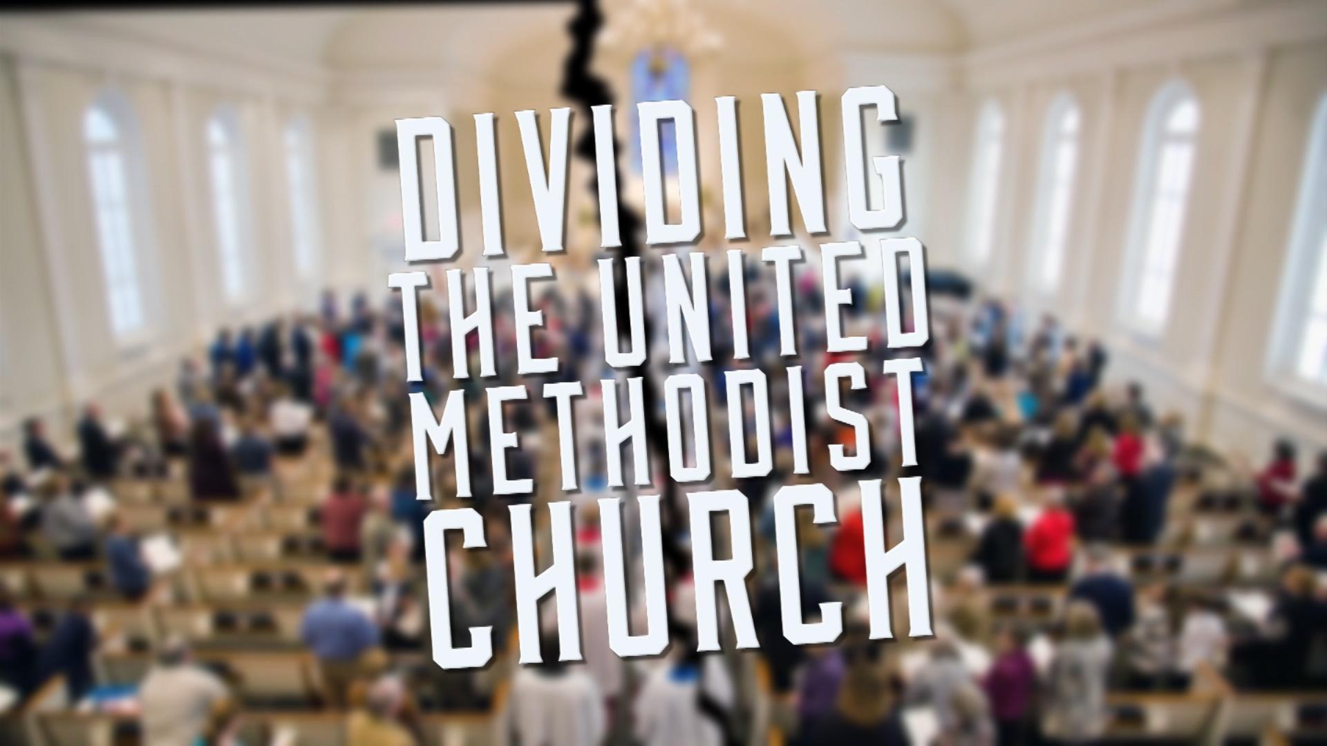 Dividing The United Methodist Church (Encore)