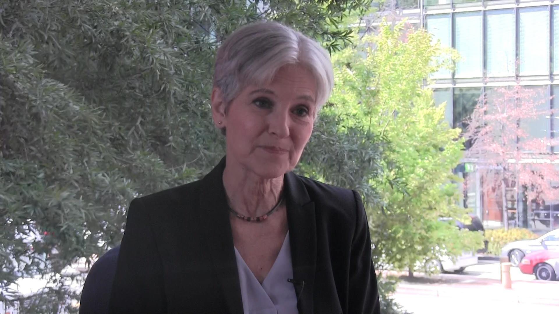 TTC Extra: Exclusive Interview with Green Party Presidential Nominee Jill Stein