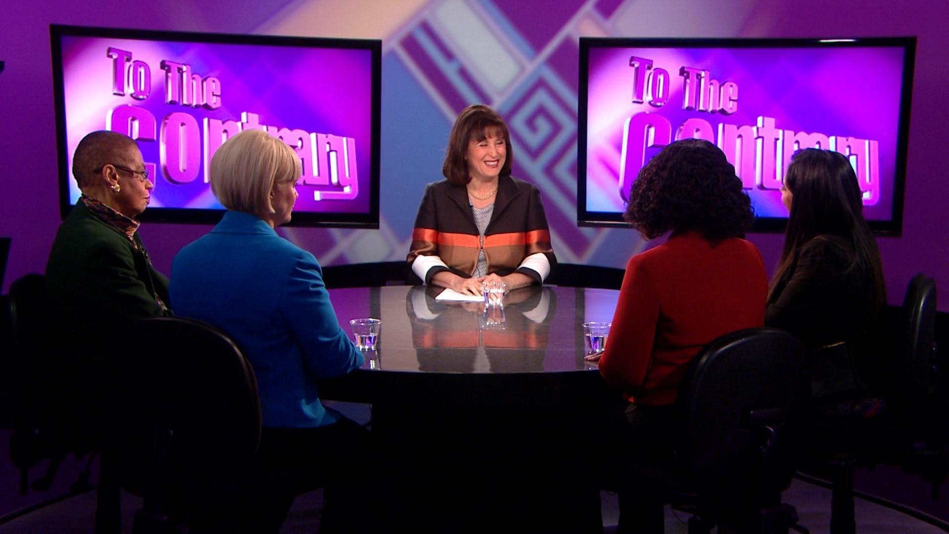 Women In Politics, White House Advocates & Deportation