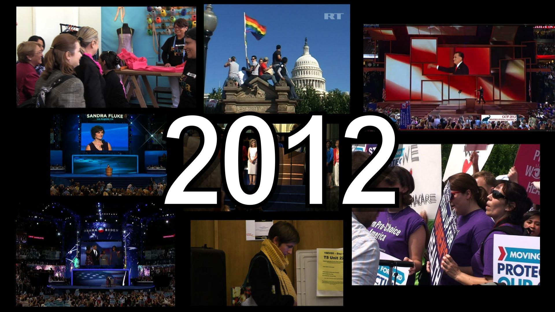 2012 Women's Issues Year in Review
