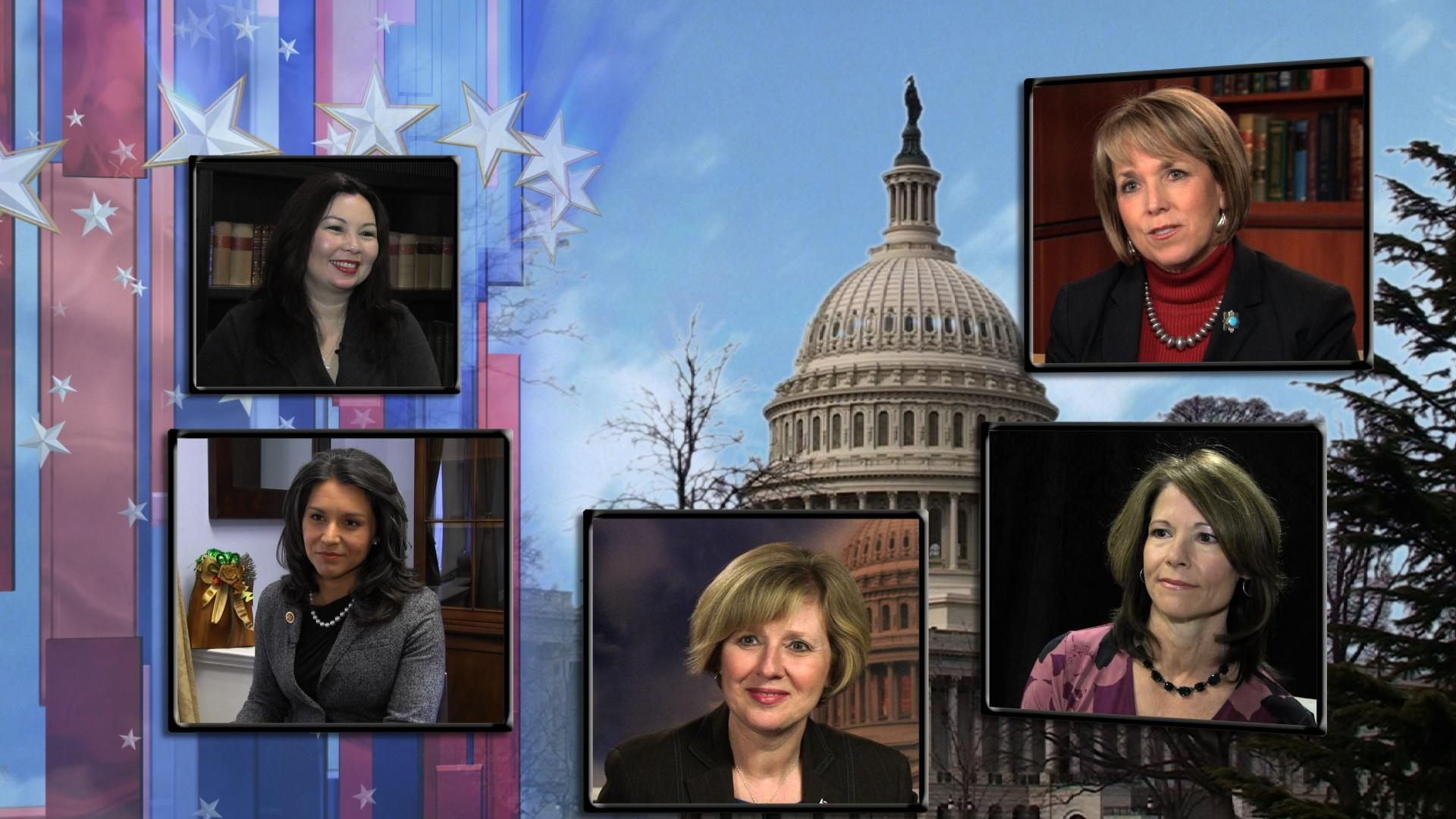 Introducing the New Powerful Women in Congress