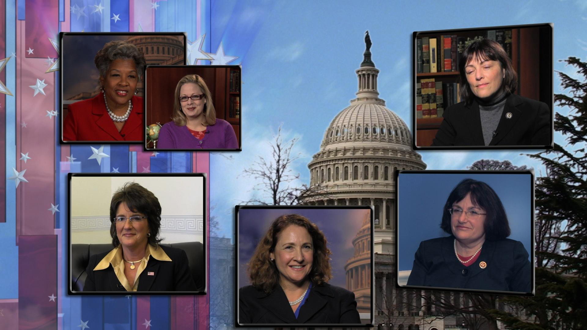 Introducing More New Powerful Women in Congress