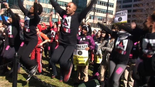 One Billion Rising in DC