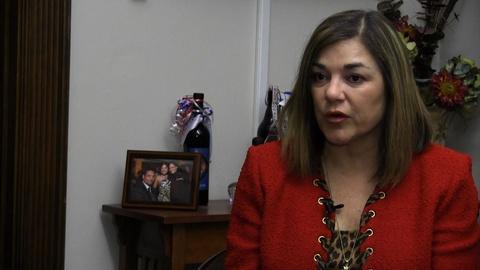 Loretta Sanchez Interview