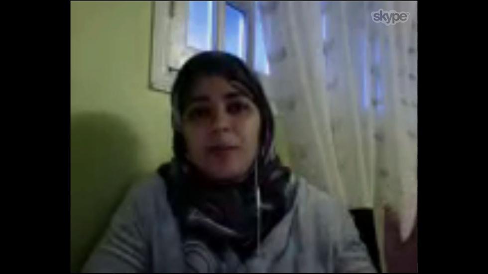 Dalia Ziada Interview image