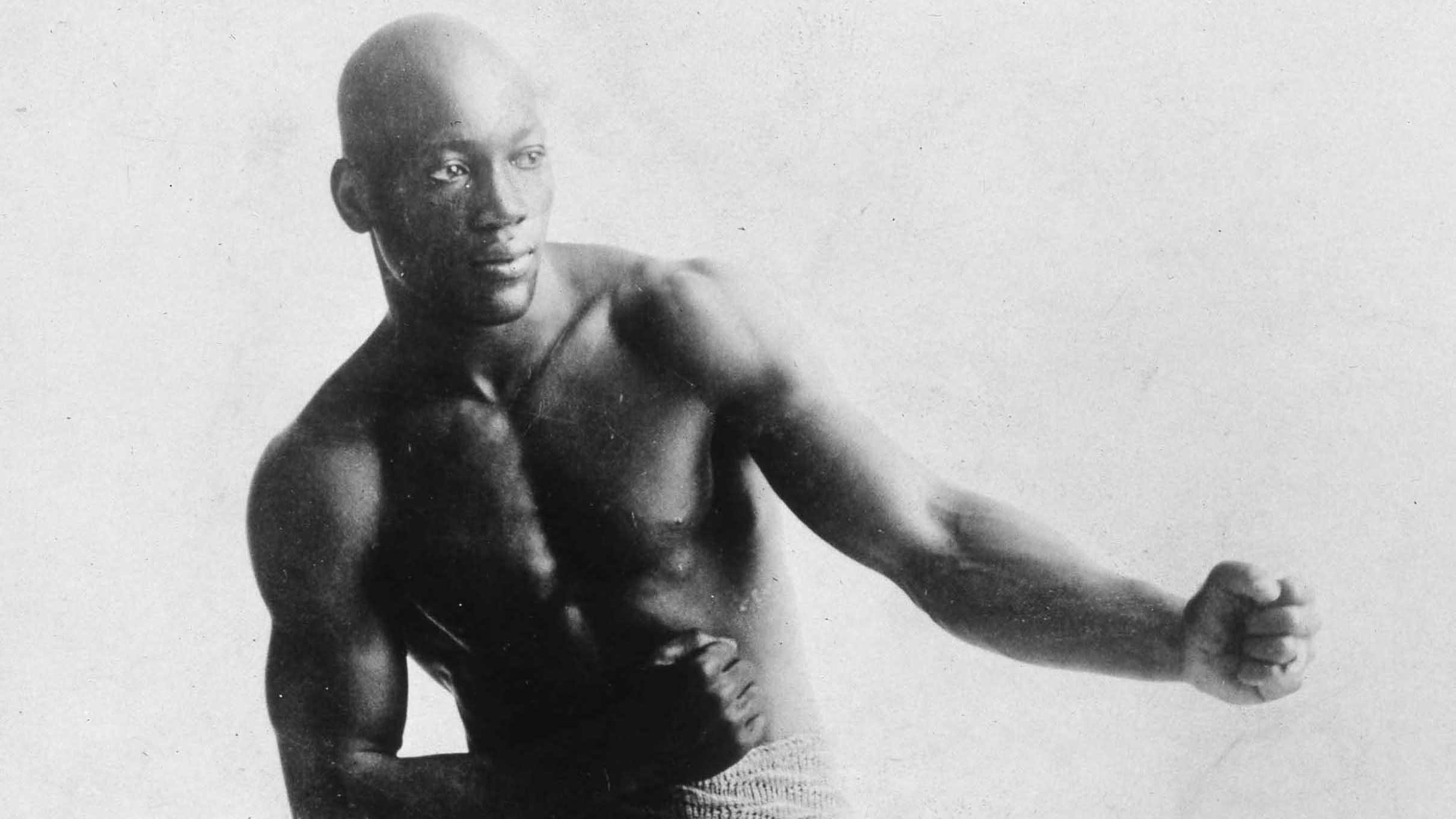 Unforgivable Blackness The Rise And Fall Of Jack Johnson Pbs Nc
