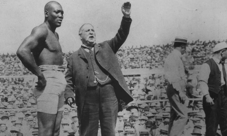 Unforgivable Blackness The Rise And Fall Of Jack Johnson Nmpbs