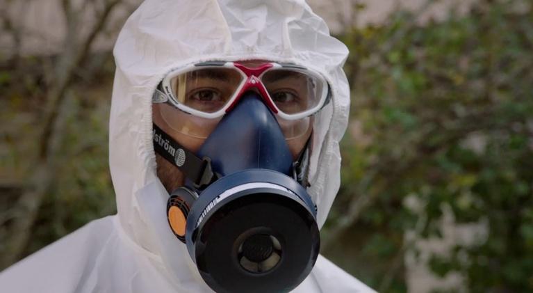 Uranium – Twisting the Dragon's Tail: Into Pripyat Hospital in Chernobyl