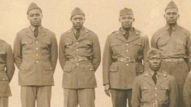 A Home for African American Troops
