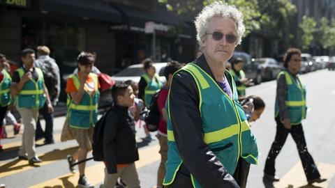 Veterans Coming Home -- Vietnam vet provides safe passage for San Francisco children