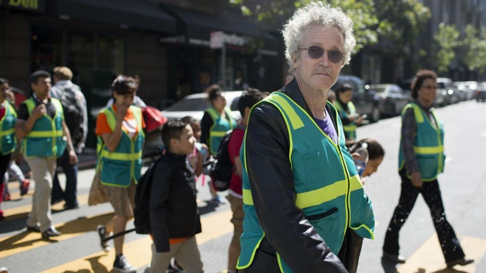 Vietnam vet provides safe passage for San Francisco children image